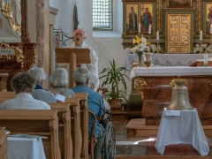 Svecení zvonu v Letinech 3.7.16 34