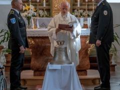 Svecení zvonu v Letinech 3.7.16 36