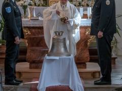 Svecení zvonu v Letinech 3.7.16 37