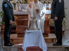 Svecení zvonu v Letinech 3.7.16 39