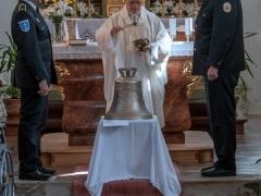 Svecení zvonu v Letinech 3.7.16 40