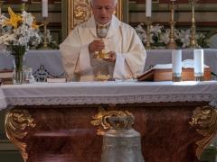 Svecení zvonu v Letinech 3.7.16 42