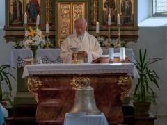 Svecení zvonu v Letinech 3.7.16 43