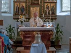 Svecení zvonu v Letinech 3.7.16 47