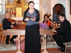 Koncert barokní hudby