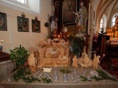 2010 19.12. vysvěcení betlému (1)